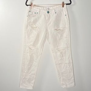 One Teaspoon 26 Awesome Baggies Distressed Jeans